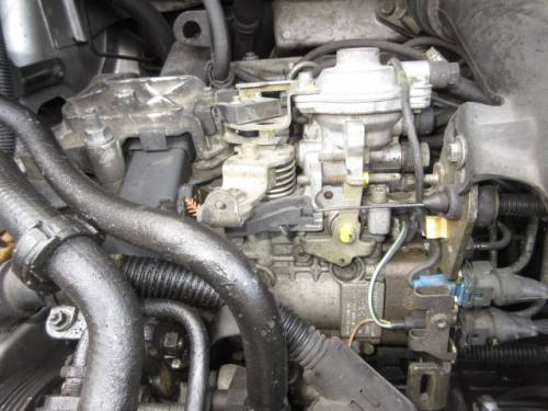FIAT  Ulysse DEL 1995 1905cc. TD