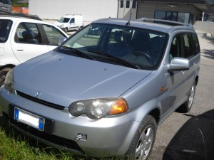 HONDA  HR-V DEL 2000 1590cc. 1.6 VTEC