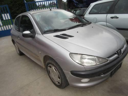 PEUGEOT  206 DEL 2000 1124cc.