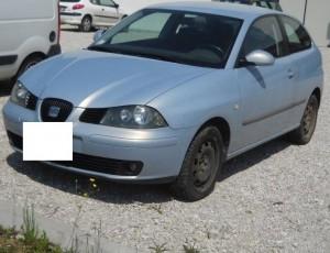SEAT  Ibiza DEL 2002 1390cc. 1.4 16V