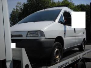 FIAT  Scudo DEL 2000 1997cc. 2.0 JTD 8V