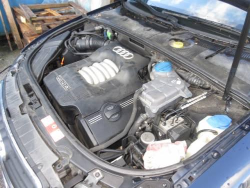 AUDI  A4 DEL 2002 2393cc.