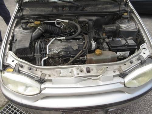 FIAT  Palio DEL 1999 1698cc. TD