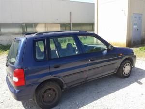 MAZDA  Demio DEL 2000 1300cc.