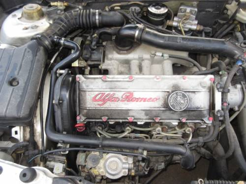 ALFA ROMEO  146 DEL 1999 1929cc. TD