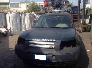 LAND ROVER  Freelander DEL 2003 1994cc.
