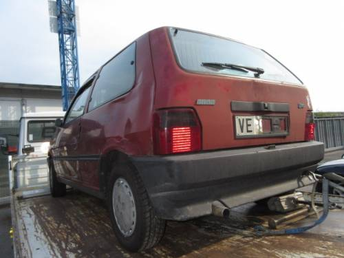 FIAT  Uno DEL 1992 1000cc.