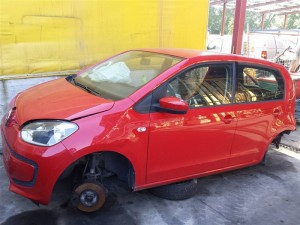 VOLKSWAGEN  Up DEL 2012 999cc.