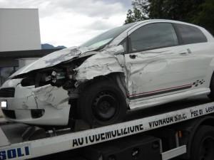 FIAT  Grande Punto DEL 2009 1368cc. 1.4 T JET