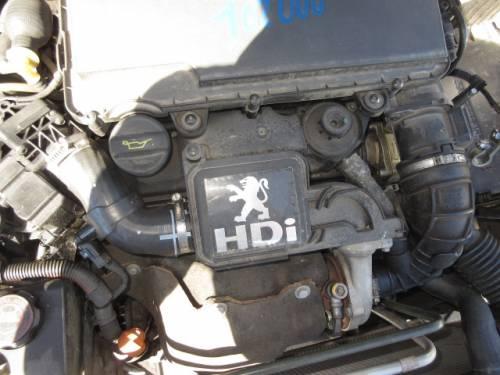 PEUGEOT  206 DEL 2008 1400cc. HDI