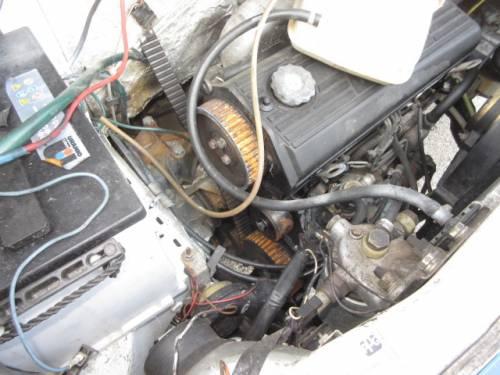 FIAT  Ducato DEL 1990 2499cc. D asp
