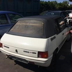 PEUGEOT  205 CABRIO DEL 1988 1cc. 1.1
