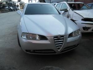 ALFA ROMEO  166 DEL 2003 2cc.