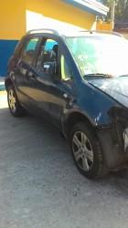 FIAT  Sedici DEL 2007 1600cc. 4 X 4