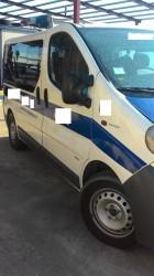 OPEL  Vivaro DEL 2004 1900cc.