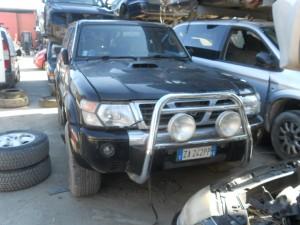 NISSAN  PATROL cc 3000 Di-D DEL 1999 0cc.