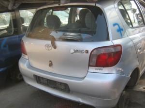TOYOTA  Yaris DEL 2001 998cc.