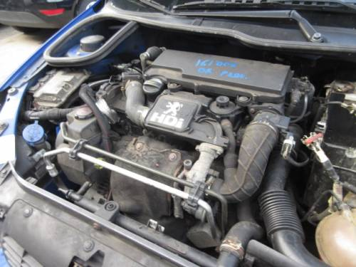 PEUGEOT  206 DEL 2004 1398cc. HDI