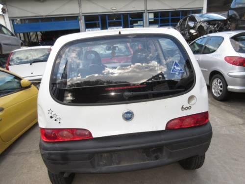 FIAT  Seicento DEL 2005 1108cc.