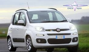 FIAT  Panda DEL 2012 0cc.