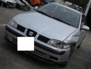 SEAT  Ibiza DEL 2000 1896cc. 1.9 TDI 8V