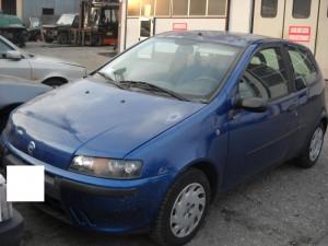 FIAT  Punto DEL 2001 1242cc. 1.2 16V