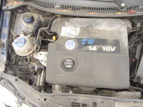 VOLKSWAGEN  Polo DEL 2001 1390cc.