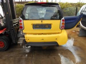 SMART  ForTwo DEL 2000 600cc.