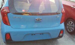 KIA  Picanto DEL 2013 1000cc.