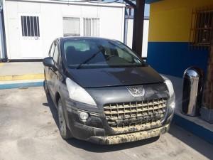 PEUGEOT  3008 DEL 2011 2000cc. HDI FAP SUV
