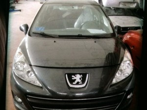 PEUGEOT  207 DEL 2011 1400cc.