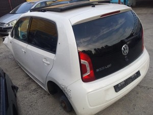 VOLKSWAGEN  Up DEL 2013 999cc.