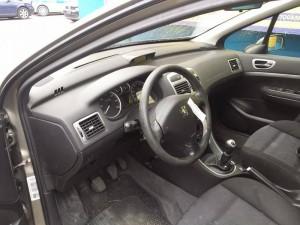 PEUGEOT  307 DEL 2003 2000cc. HDI FAP