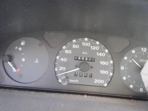 FIAT  Punto DEL 1997 1700cc. D