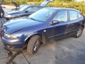 SEAT  Leon DEL 2001 1900cc.