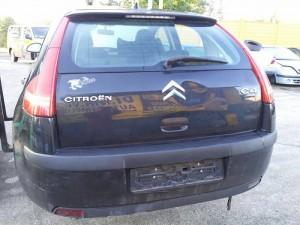 CITROEN  C4 DEL 2007 0cc.