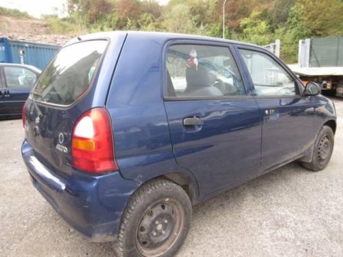 SUZUKI  Alto DEL 2002 1061cc.