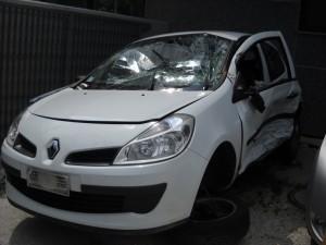 RENAULT  Clio DEL 2008 1461cc. 1.5 DCI