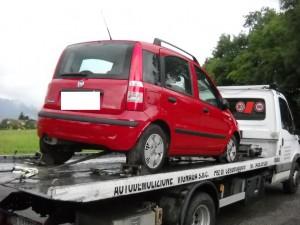 FIAT  Panda DEL 2009 1368cc. 1.4 8V