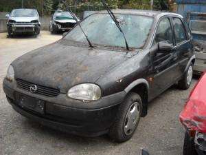 OPEL  Corsa DEL 2000 973cc. 1.0 12V