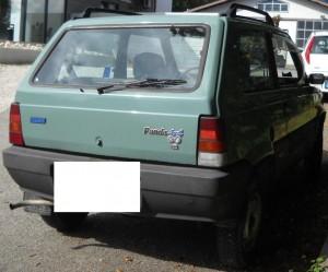 FIAT  Panda DEL 1989 999cc. 1.0