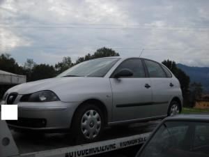 SEAT  Ibiza DEL 2002 1198cc. 1.2 12V