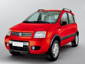 FIAT  Panda DEL 2005 0cc.
