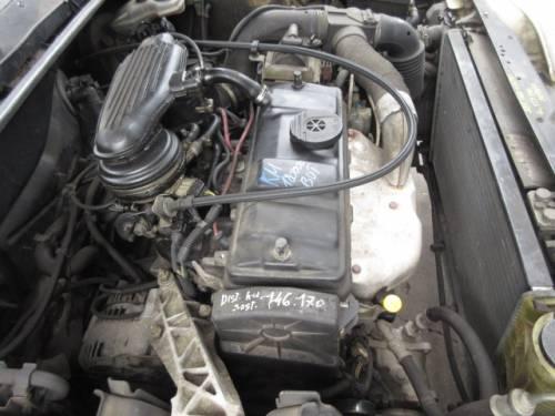 CITROEN  ZX DEL 1992 1360cc.