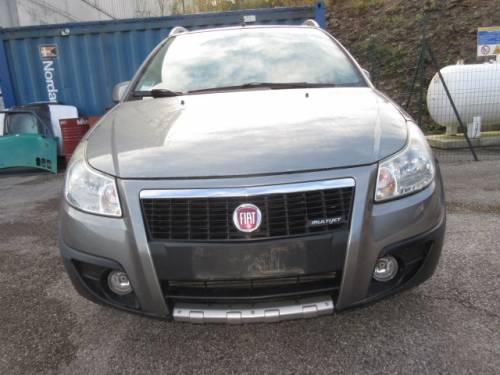 FIAT  Sedici DEL 2009 1910cc. mtjet