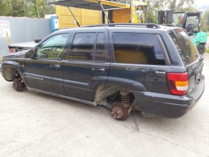JEEP  Grand Cherokee DEL 1999 4701cc.