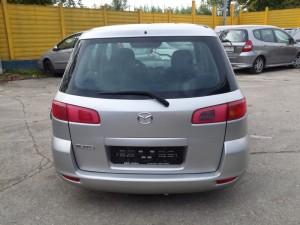 MAZDA  2 DEL 2005 1399cc.