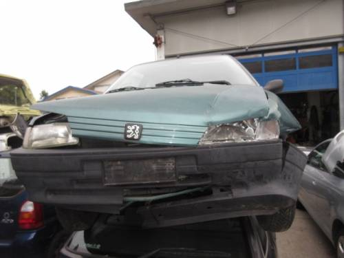 PEUGEOT  106 DEL 1994 1124cc.