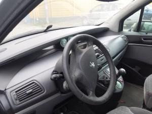 PEUGEOT  807 DEL 2003 2200cc. HDI