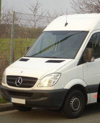 MERCEDES-BENZ  Sprinter DEL 2008 2200cc.